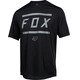 Fox Ranger Bars Bike Jersey Shortsleeve Men black